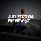 Newmarket July Festival Preview. (Day 1) (11/07/2019)