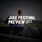 Newmarket July Festival Day 2 Preview & Friday Flat Punts. (12/07/2019)