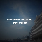 Newbury Hungerford Stakes Day Preview. (17/08/2019)