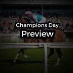 Ascot Champions Day Preview. (19/10/2019)