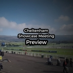 Cheltenham Showcase Meeting Preview. (Saturday) (26/10/2019)