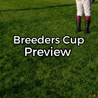 Breeders Cup 2019 Preview. (Santa Anita)