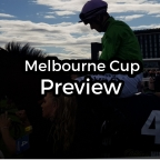 Melbourne Cup Preview. (05/11/2019)