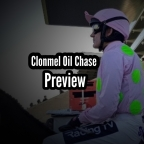 Clonmel Oil Chase Preview. (14/11/2019)