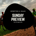 Sunday Preview