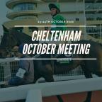 Cheltenham Showcase Meeting Day 1