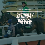 Saturday Preview