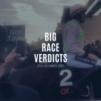 Big Race Verdicts (Sunday)