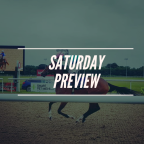 Winter Derby & Adonis Day Preview.